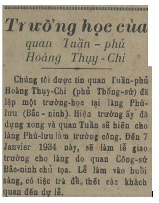 Truong Hoc Ong noi me