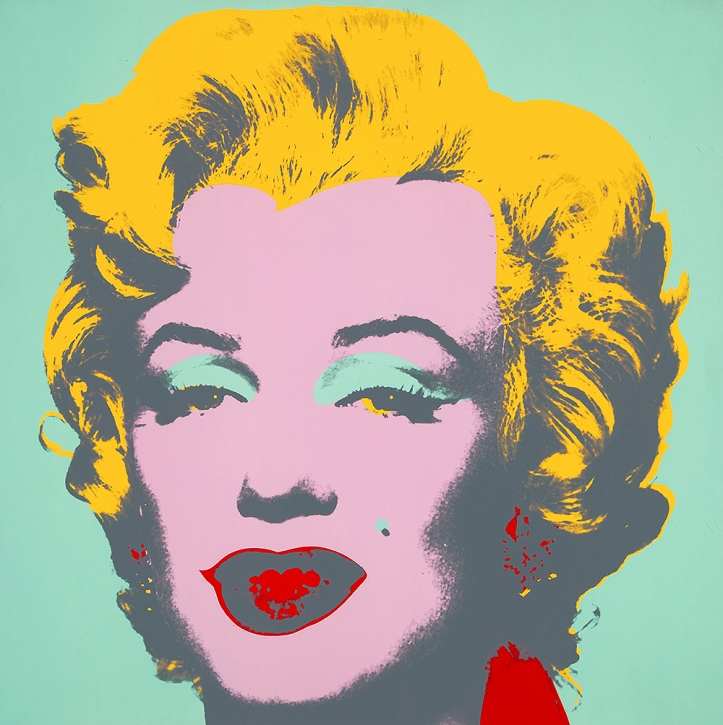Andy-Wahol-Screenprint-Marilyn-Monroe-Marilyn-1967-for-sale
